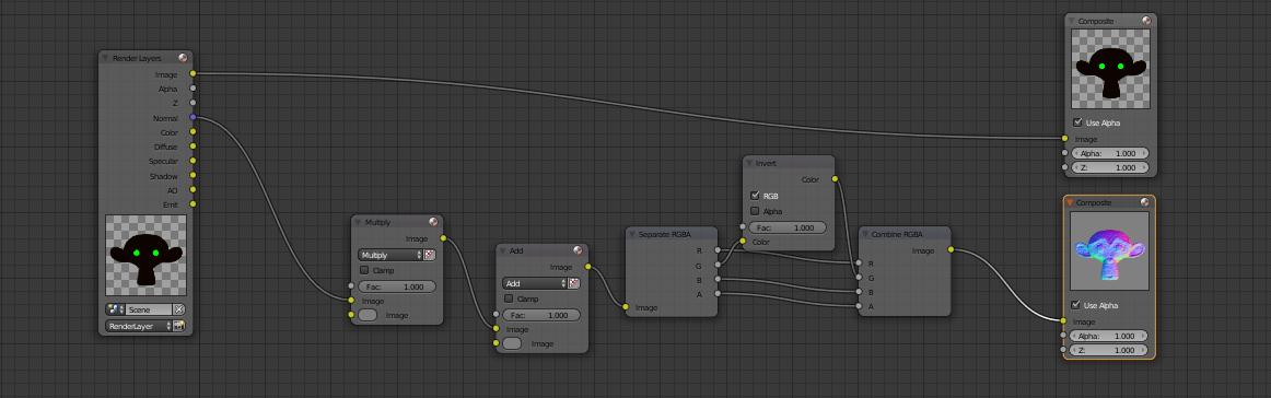 Render sprites with normal maps in Blender – Koder makes Games