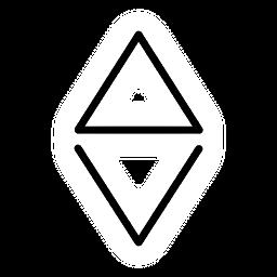 ΔV: Rings of Saturn Logo